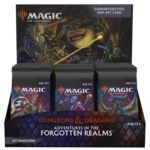 MAGIC THE GATHERING: ADVENTURES IN THE FORGOTTEN REALMS SET BOOSTER BOX