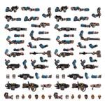 Games Workshop Orlock Weapons & Upgrades