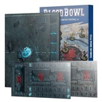 Games Workshop Blood Bowl Shambling Undead Pitch: Double-sided Pitch and Dugouts