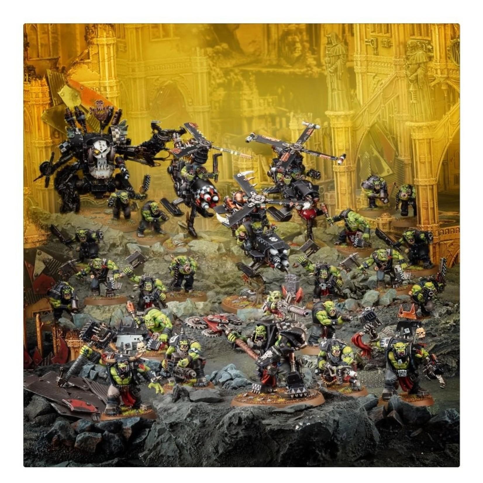 Games Workshop Combat Patrol: Orks