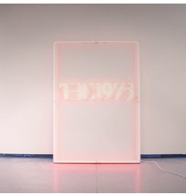 The 1975 - I Like It When You Sleep (Clear Vinyl)