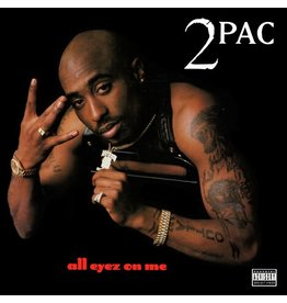 2Pac - All Eyez On Me (4LP)