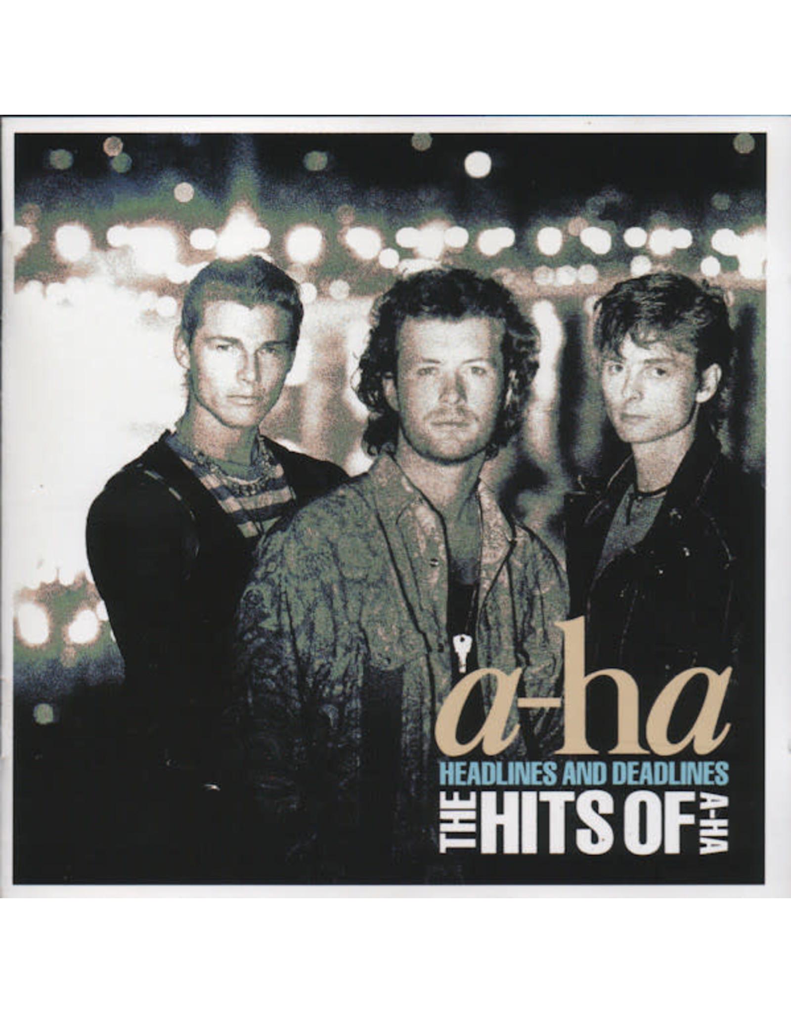 a-ha - Headlines & Deadlines (Greatest Hits)