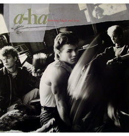 a-ha - Hunting High & Low (Clear Vinyl)