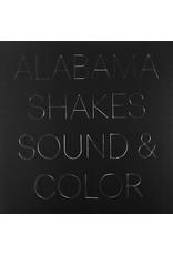 Alabama Shakes - Sound & Color (Clear Vinyl)