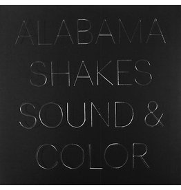 Alabama Shakes - Sound & Color (Clear Vinyl)