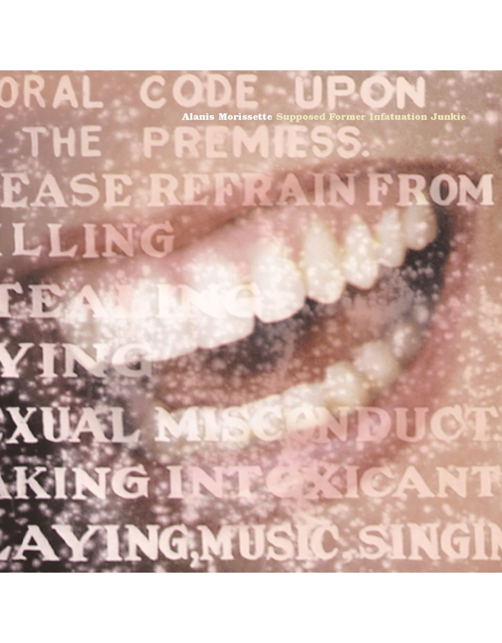 Alanis Morissette - Supposed Former Infatuation Junkie (Music On Vinyl)