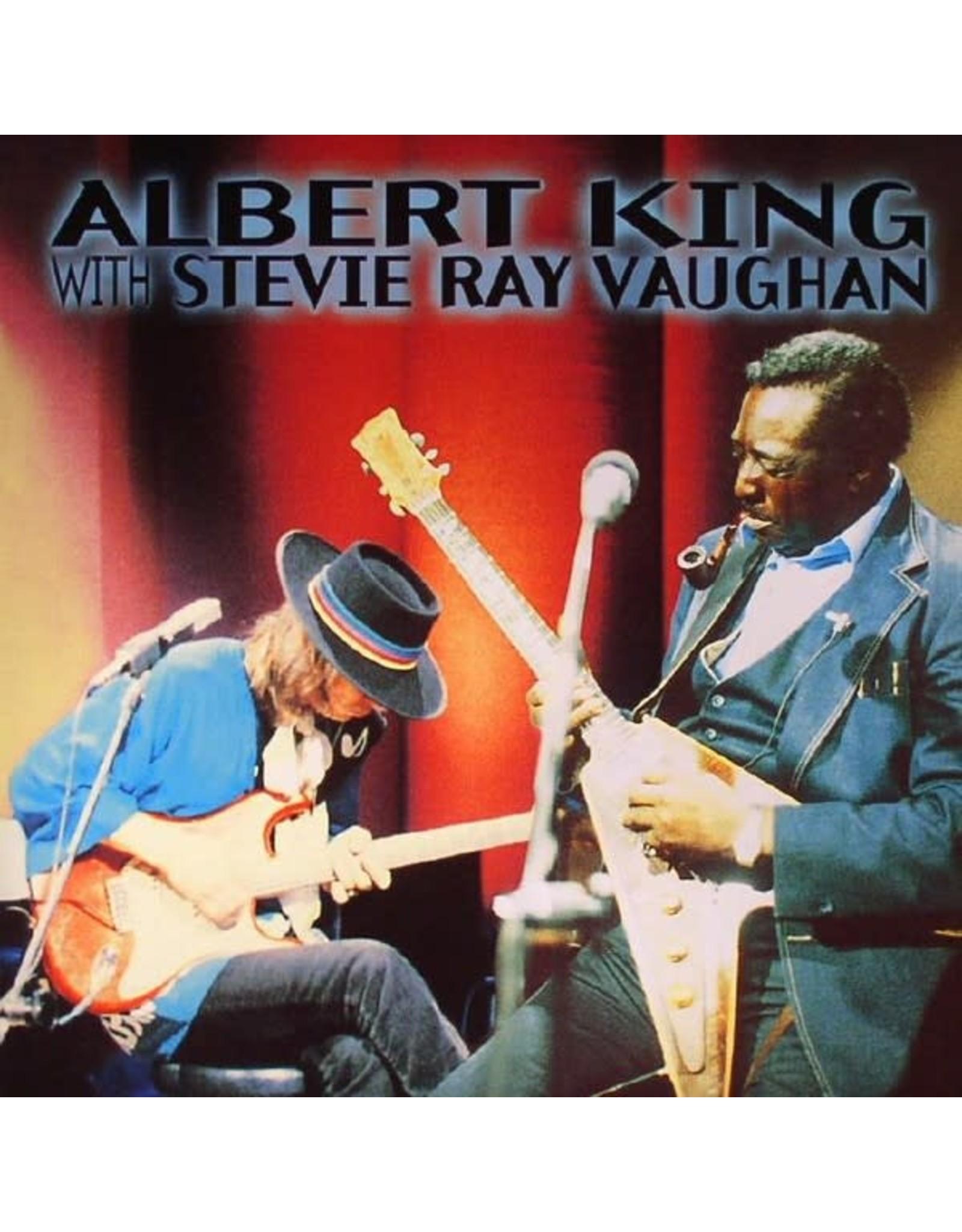 Albert King / Stevie Ray Vaughan - In Session
