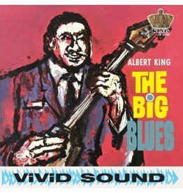 Albert King - The Big Blues (Red Vinyl) [Mono]