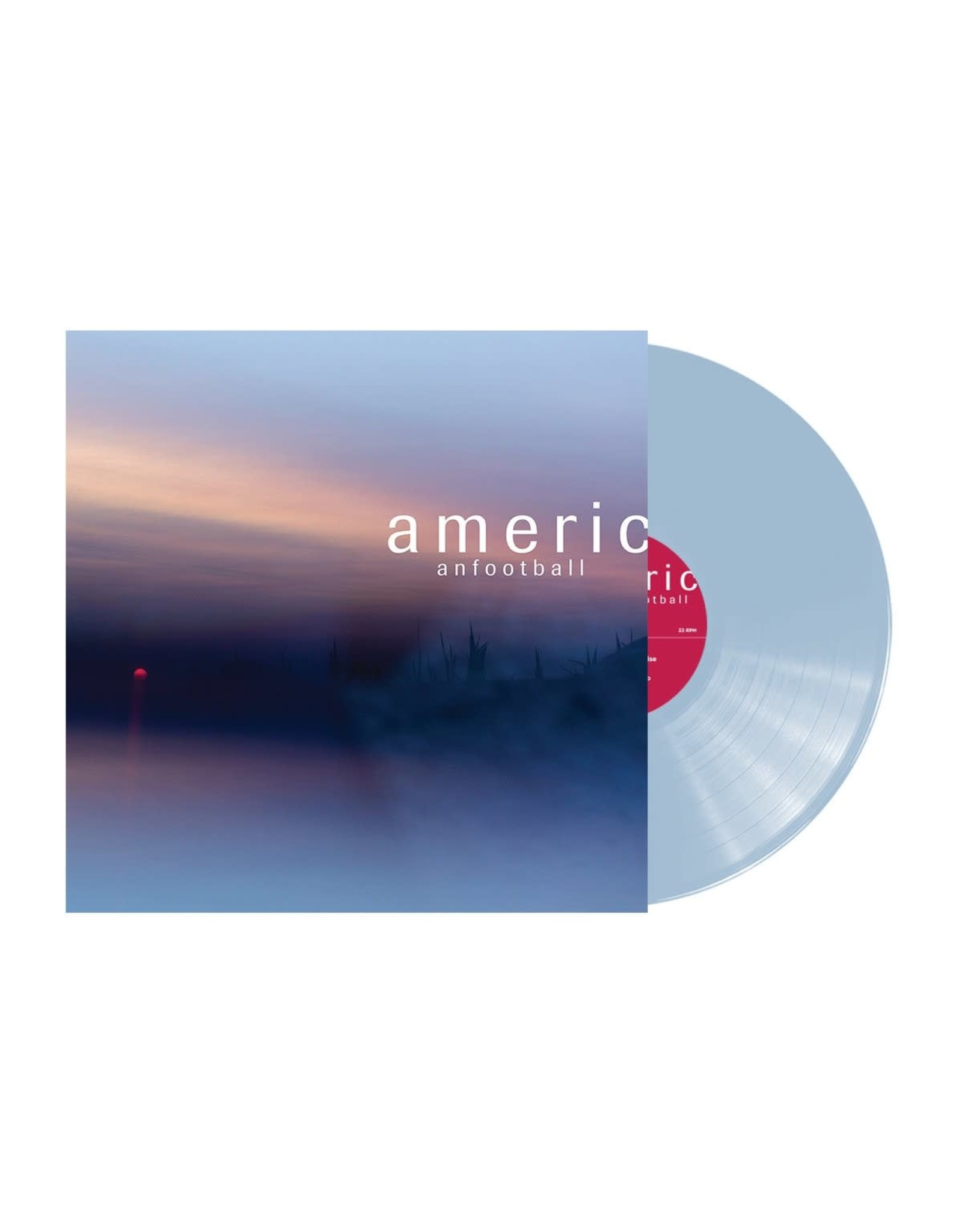 American Football - American Football (Light Blue Vinyl)