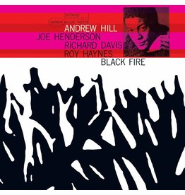 Andrew Hill - Black Fire (Blue Note Tone Poet)