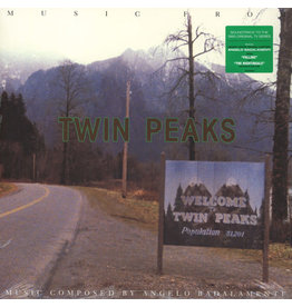 Angelo Badalamenti - Music From Twin Peaks [Soundtrack] (Exclusive Green Vinyl)