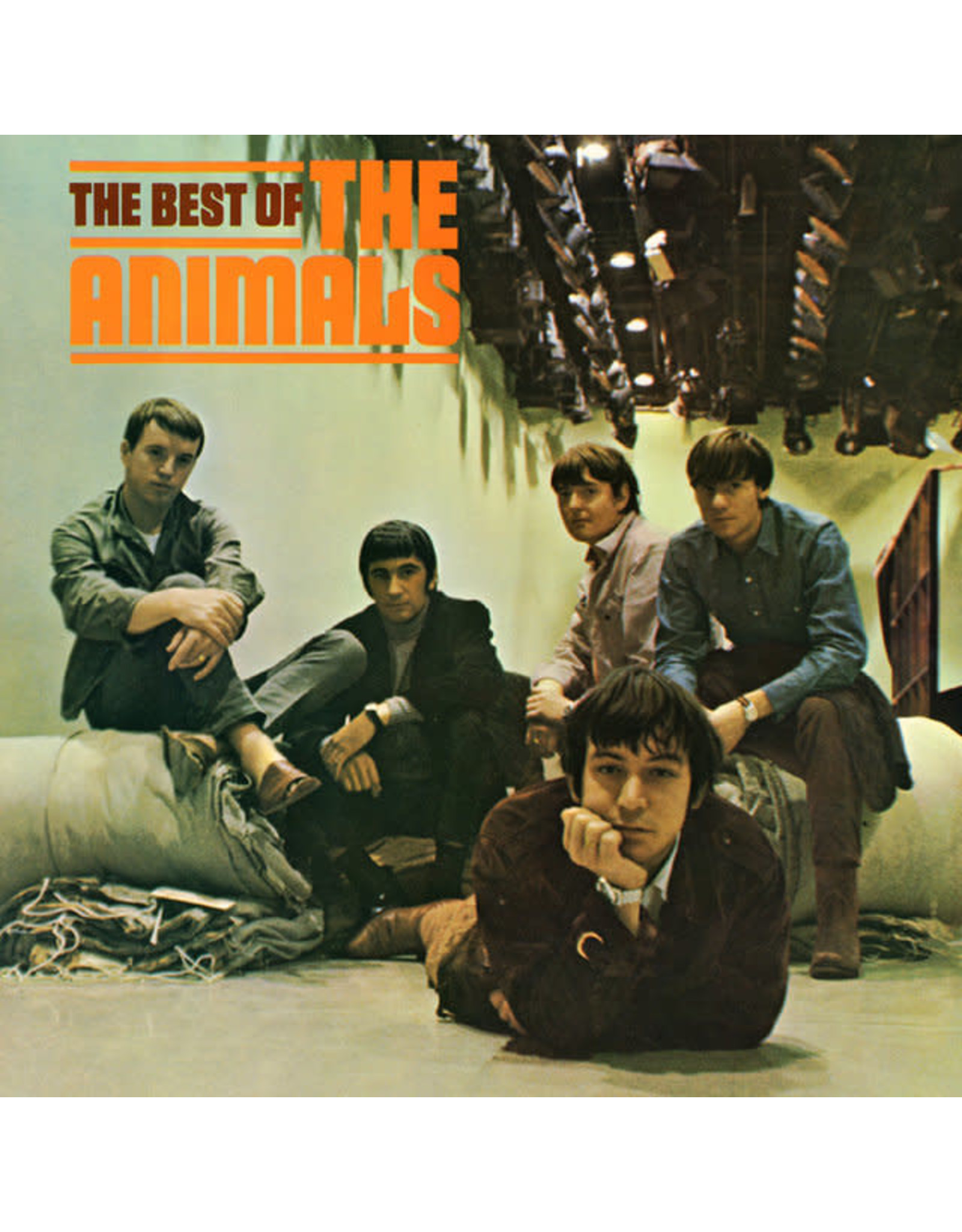 Animals - Best of The Animals (Clear Vinyl)