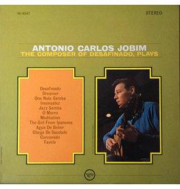 Antonio Carlos Jobim - Composer of Desafinado, Plays