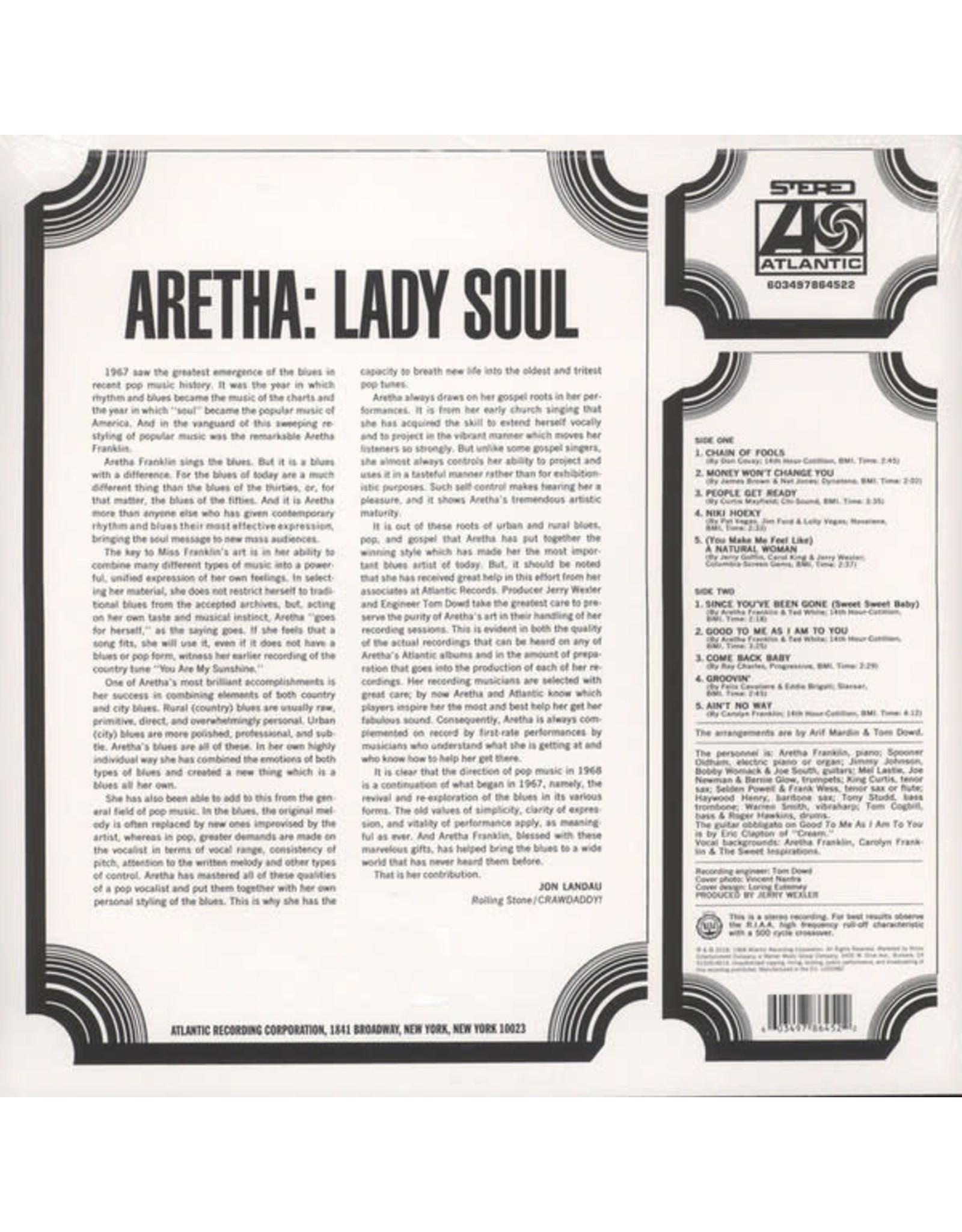 Aretha Franklin - Lady Soul (50th Anniversary)