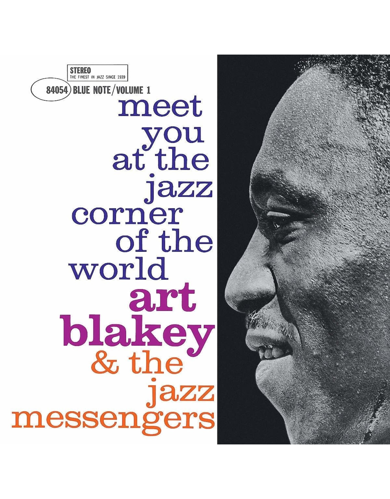 Art Blakey - Meet You At The Corner Of The World (Volume 1)
