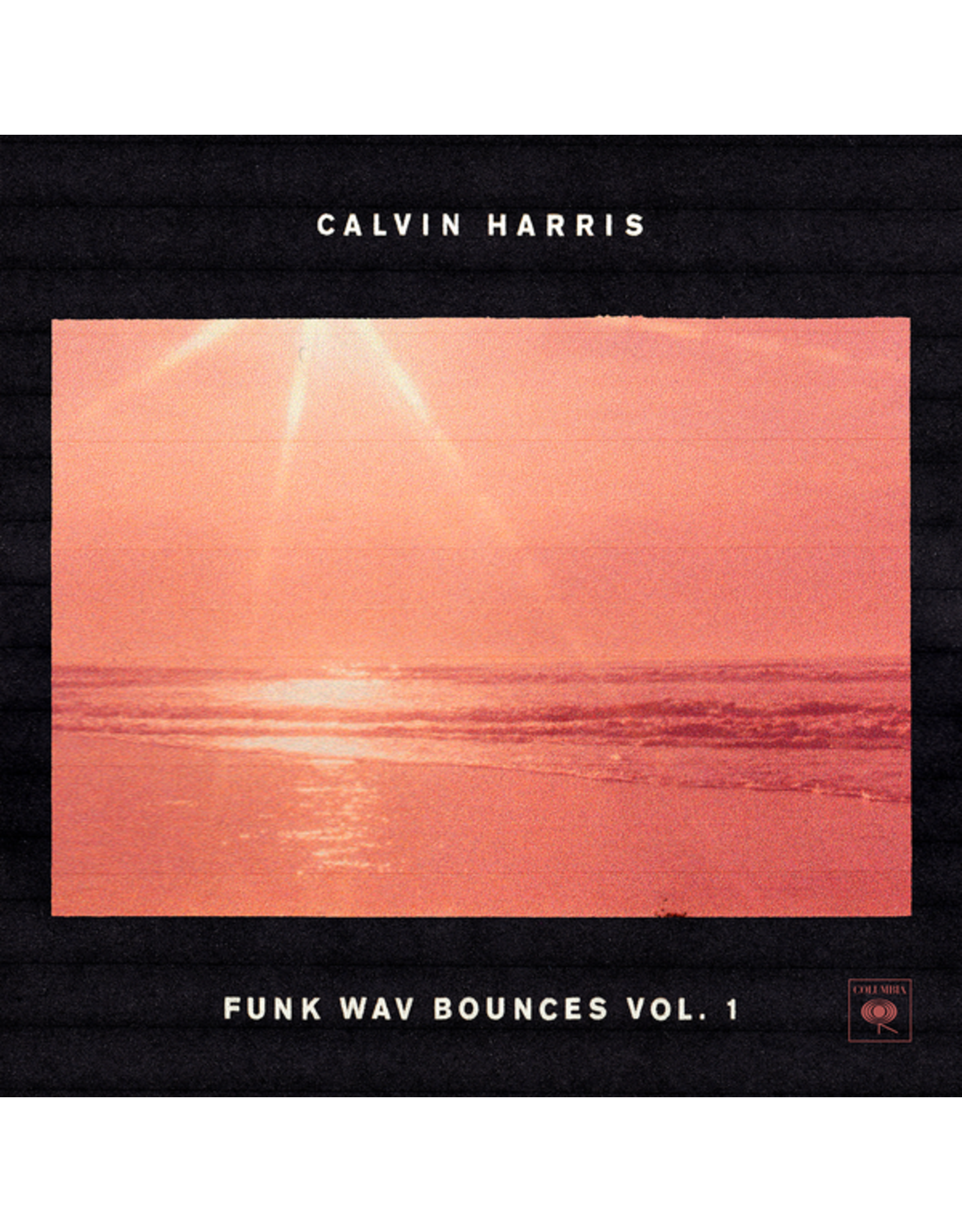 Calvin Harris - Funk Wav Bounces V1