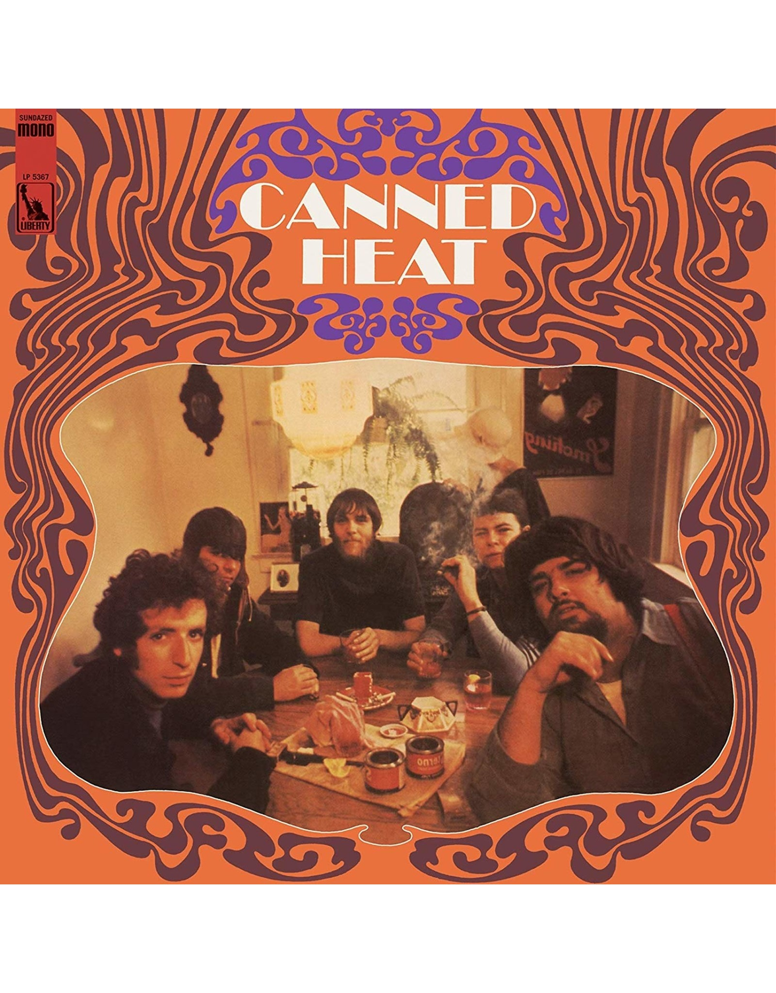 Canned Heat - Canned Heat (Gold Vinyl) [Mono]