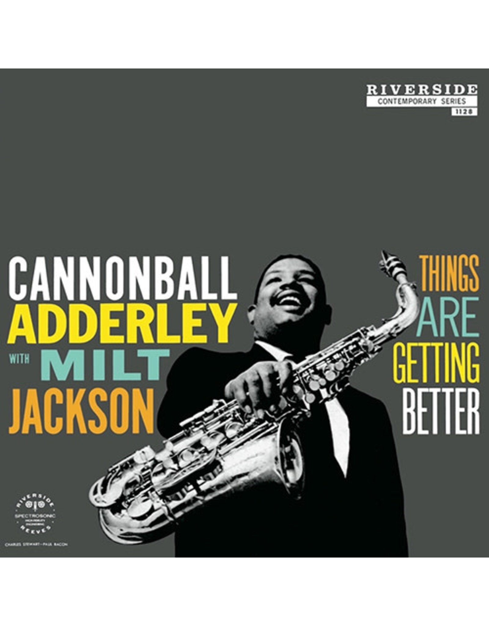 Cannonball Adderley & Milt Jackson - Things Are Getting Better