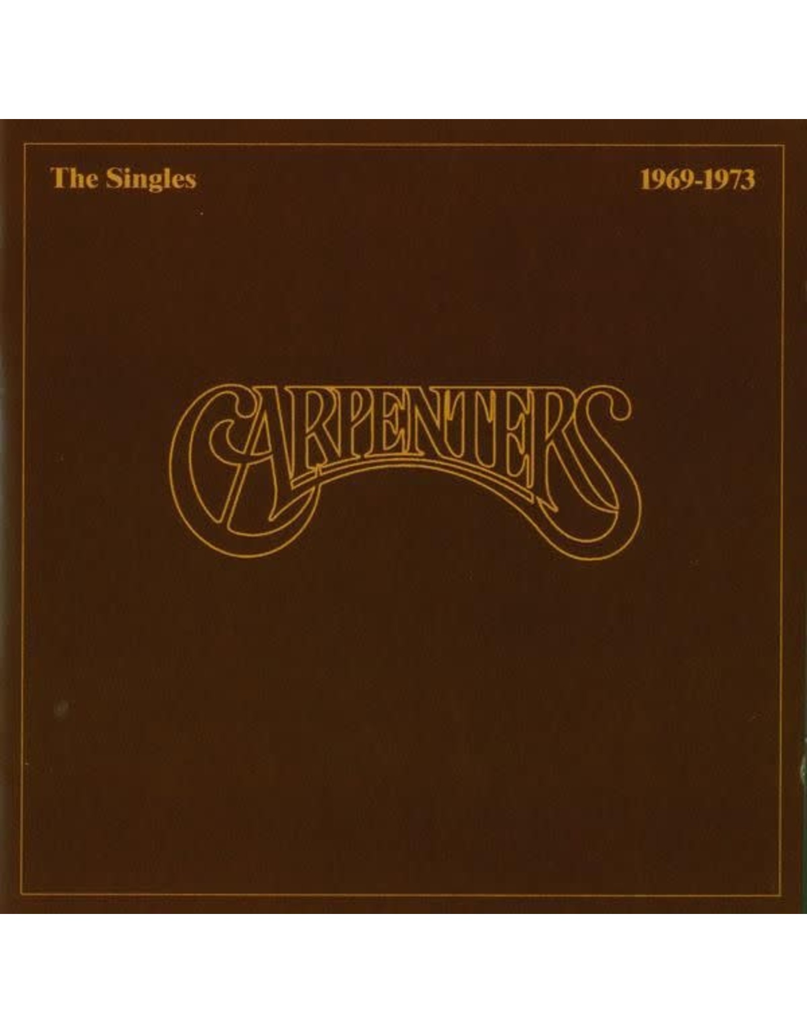 Carpenters - The Singles 1969-1973