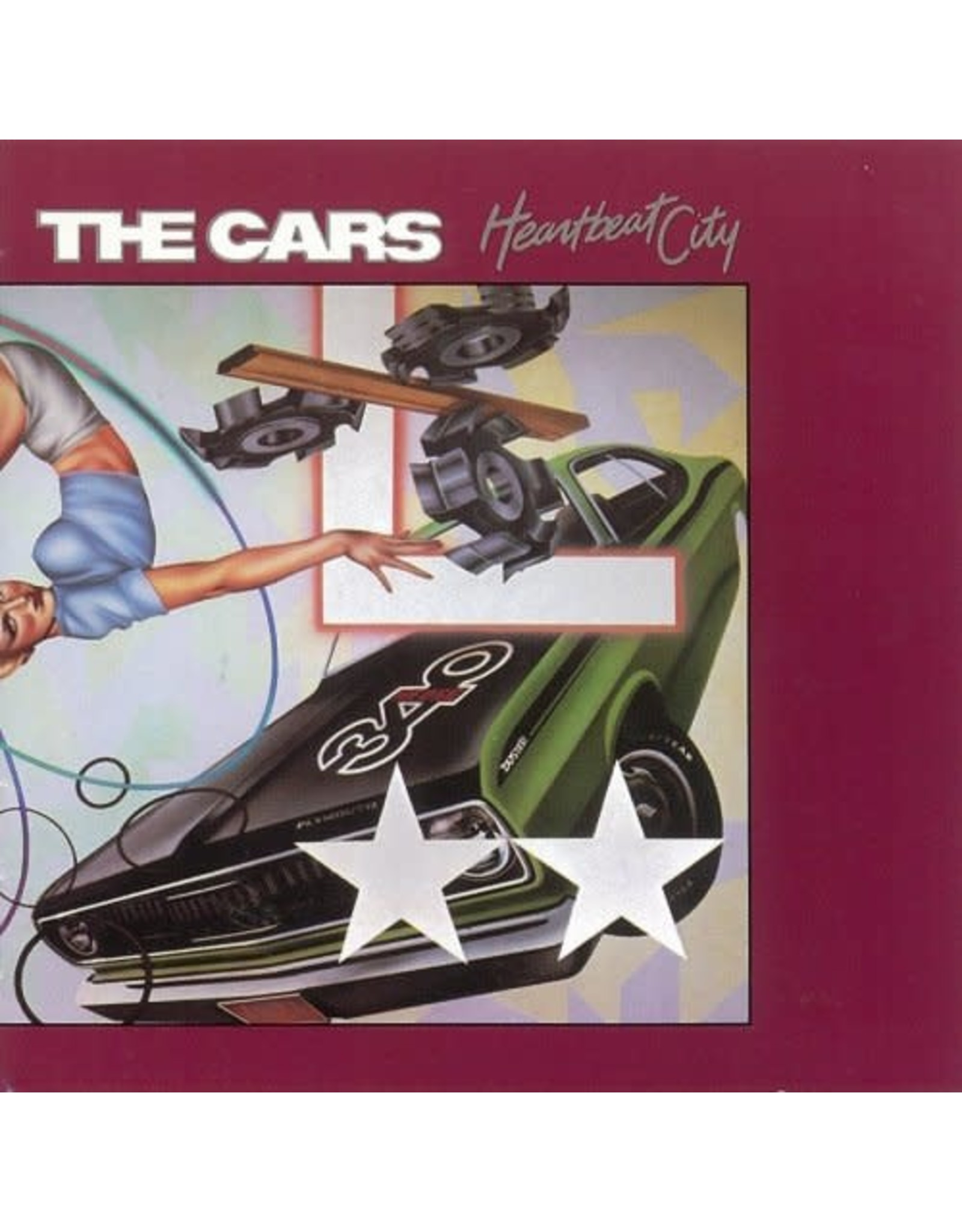 Cars - Heartbeat City (Expanded / Color Vinyl)