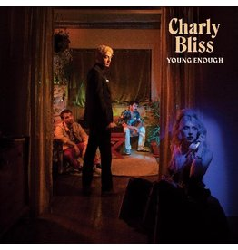 Charly Bliss - Young Enough (Blue Vinyl)