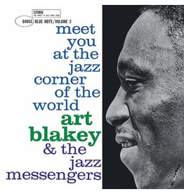 Art Blakey - Meet You At The Corner Of The World (Volume 2)
