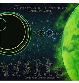 Claypool Lennon Delirium - Lime & Limpid Green (10'')