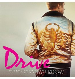 Cliff Martinez - Drive (Music From The Film) [Gold Vinyl]