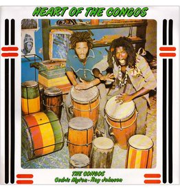 Congos - Heart Of The Congos