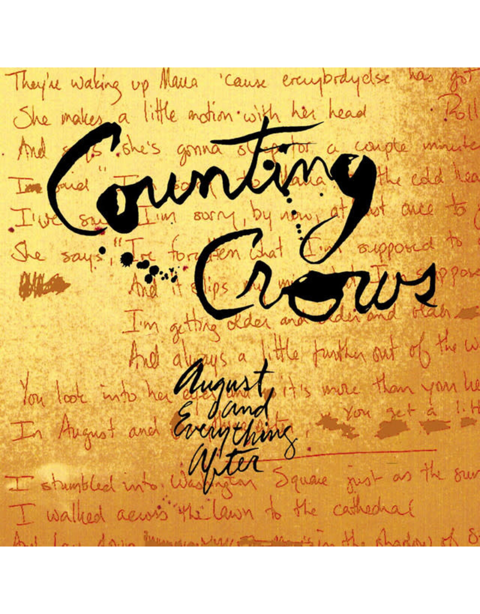 Counting Crows - August & Everything After (20th Anniversary)