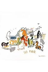 Crosby, Stills, Nash & Young - So Far: Best of CSNY (White Vinyl)