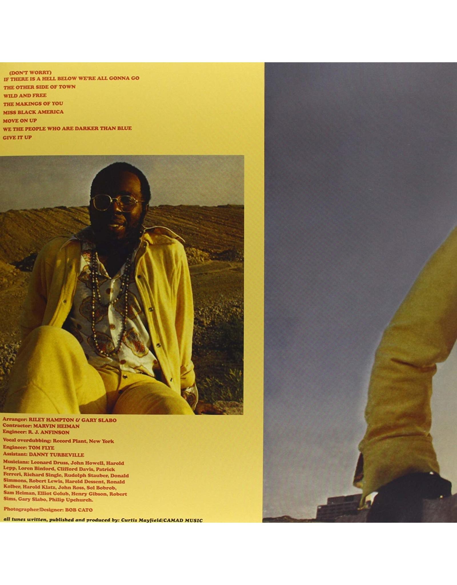 Curtis Mayfield - Curtis (Yellow Vinyl)