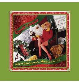 Cyndi Lauper - Merry Christmas, Have A Nice Life! (Green Vinyl)