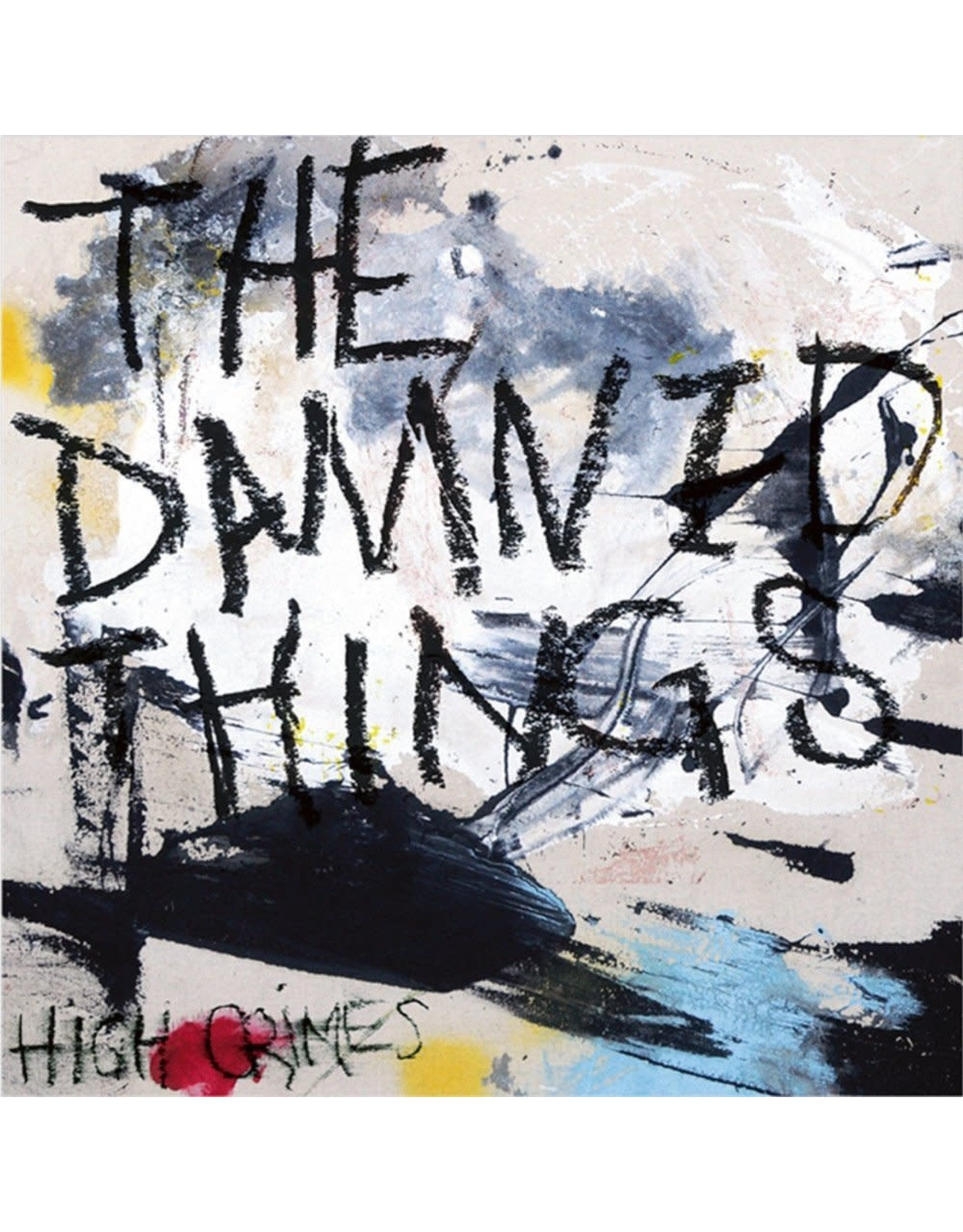 Damned Things - High Crimes (Bone Vinyl)