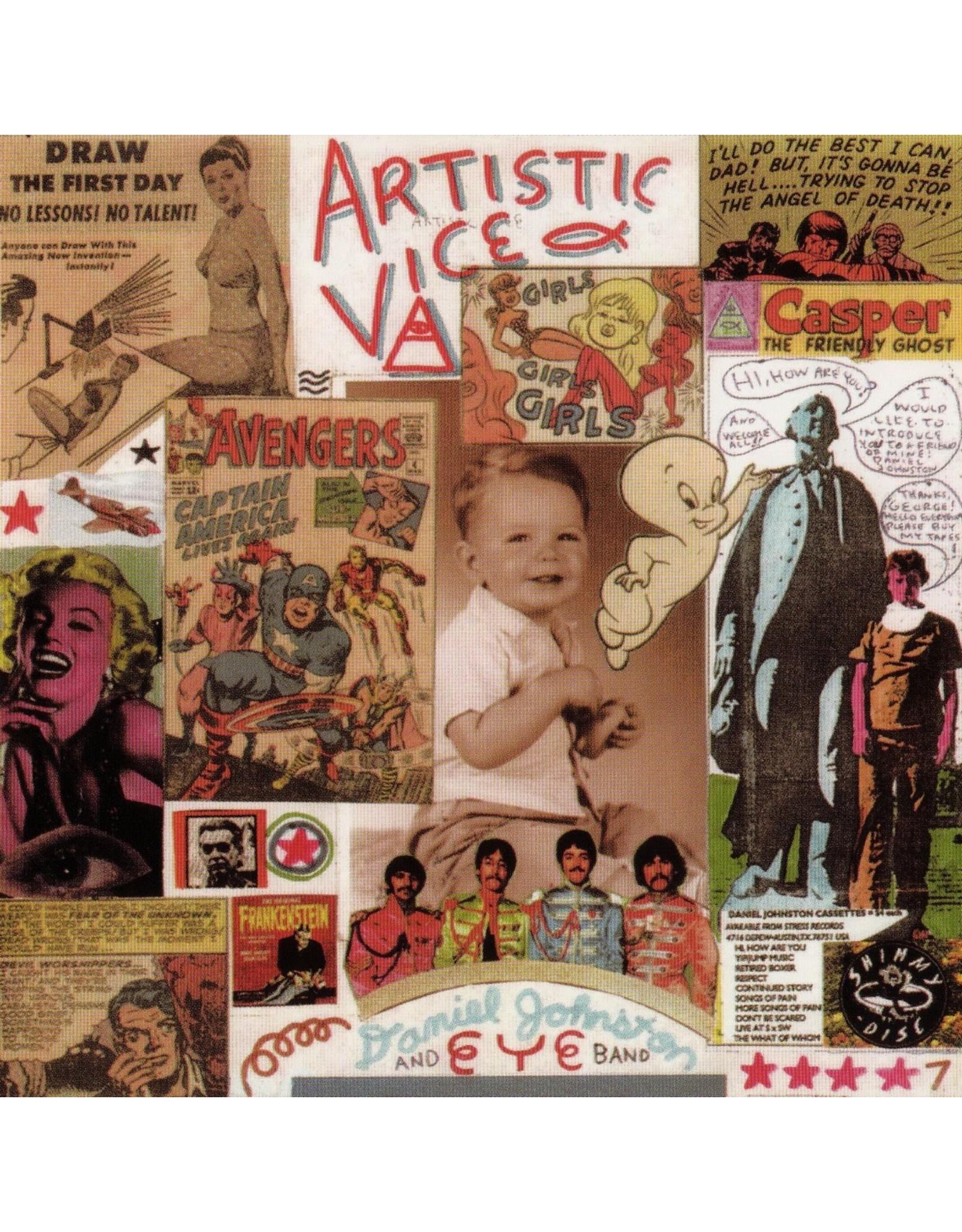 Daniel Johnston - Artistic Vice / 1990
