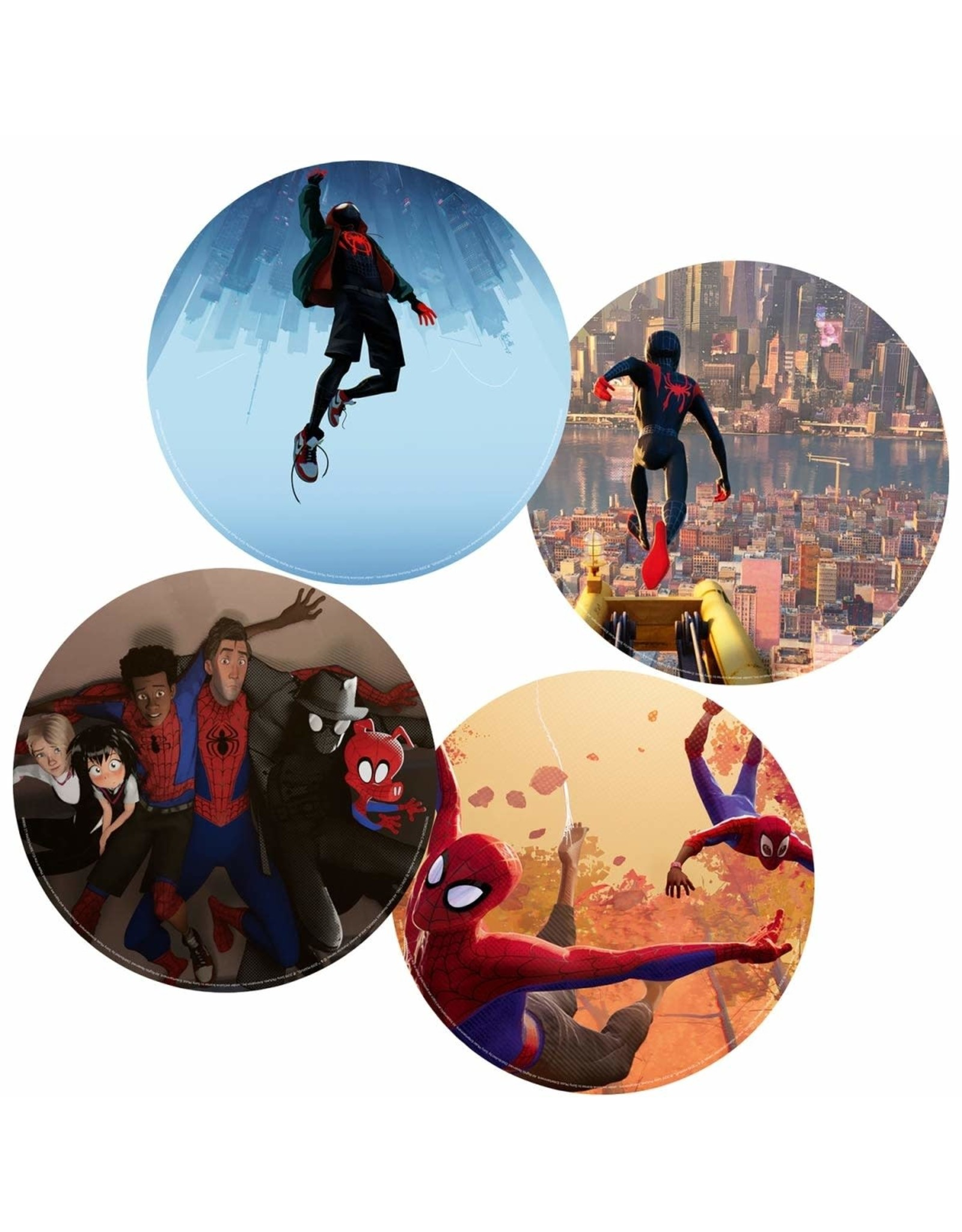 Daniel Pemberton - Spider-Man: Into The Spider-Verse (Original Score)
