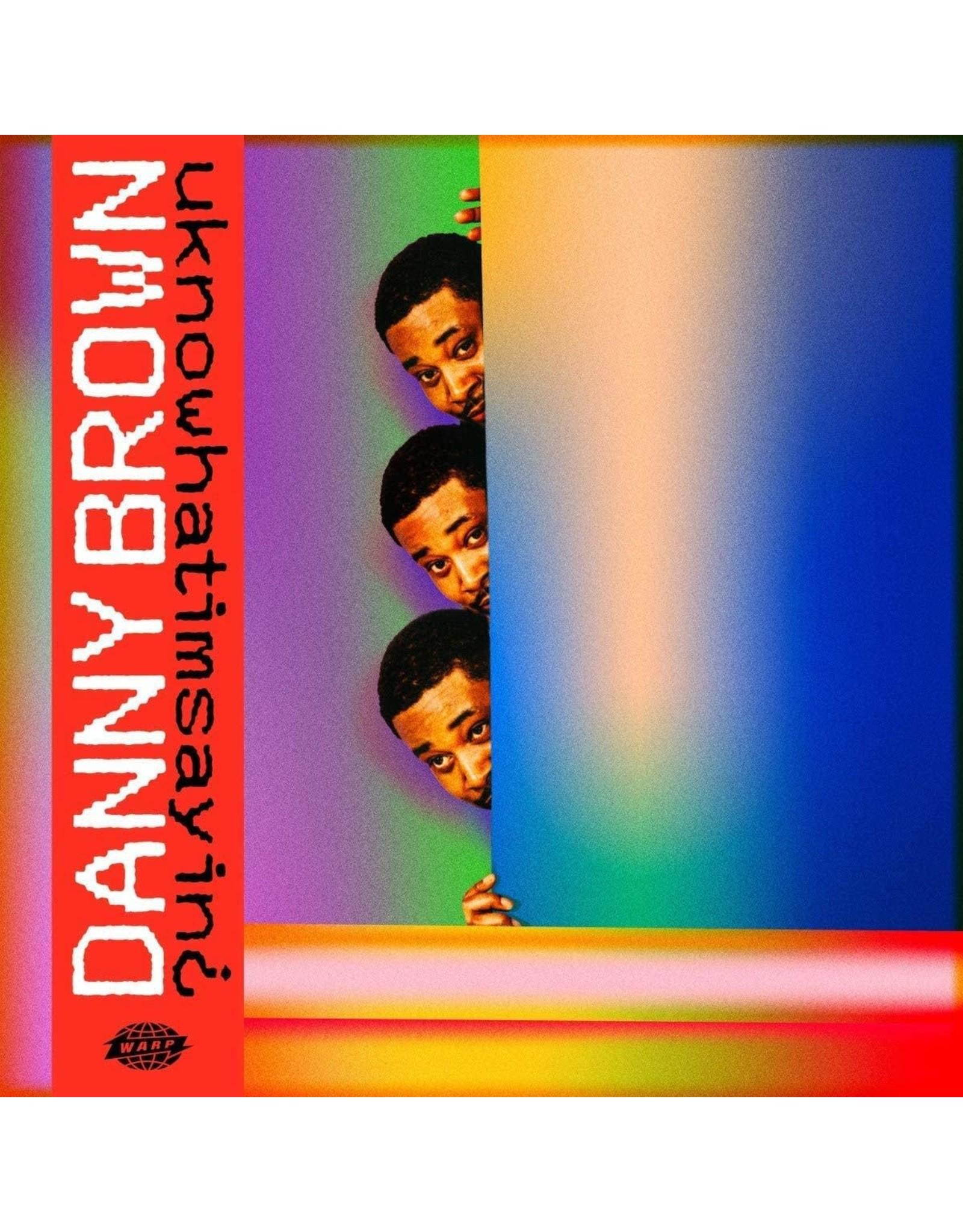 Danny Brown - uknowhatimsayin