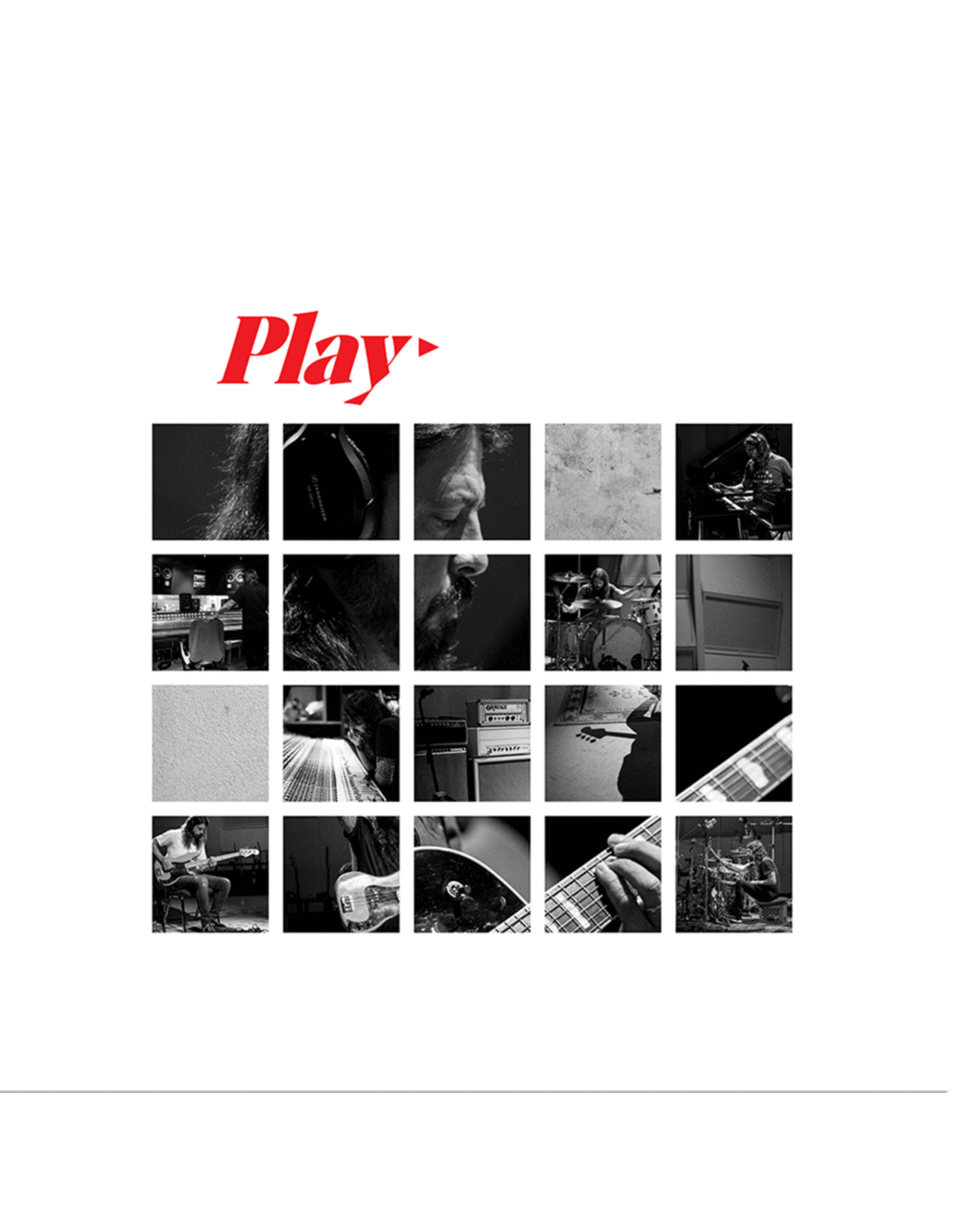 Dave Grohl - Play (EP)