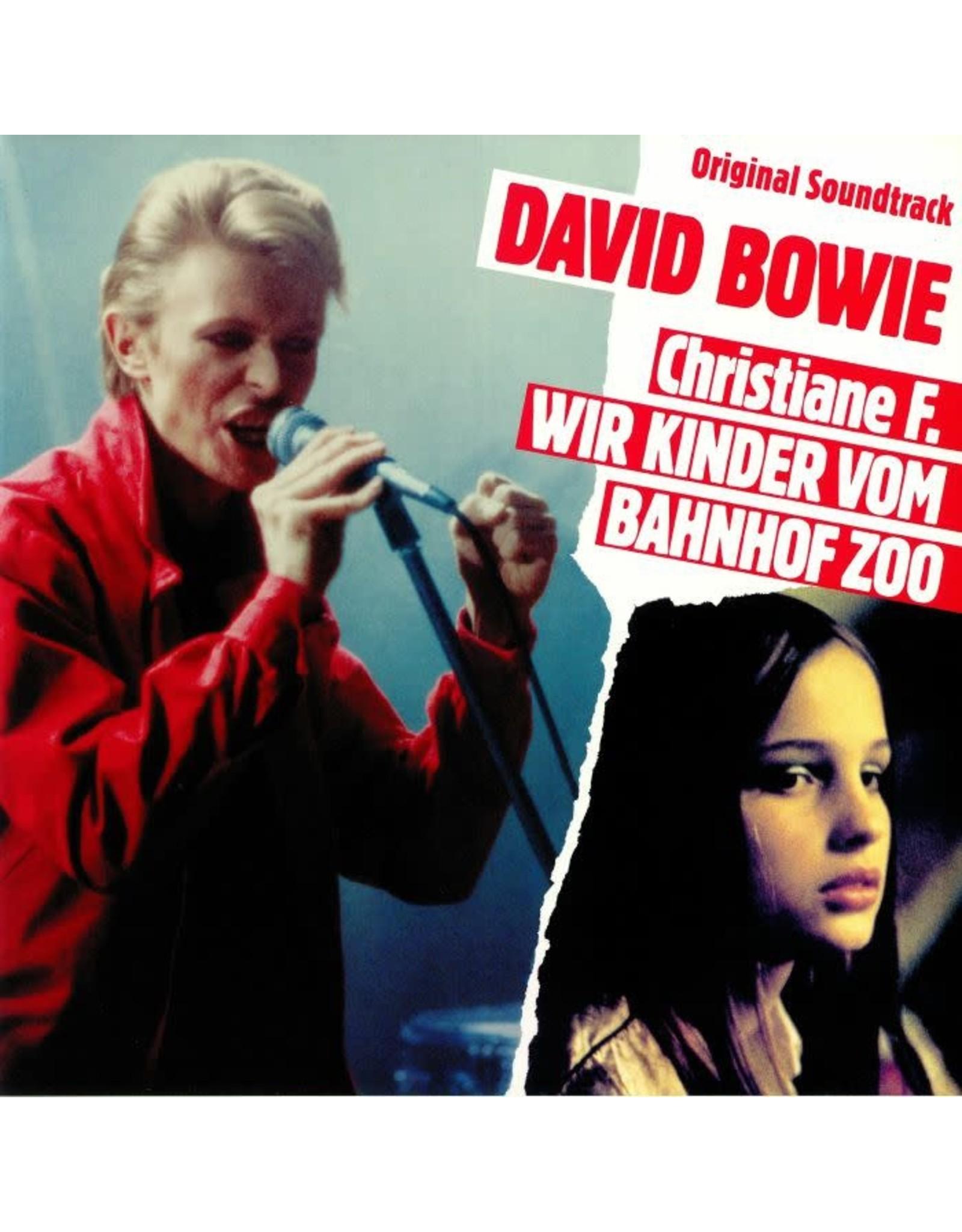David Bowie - Christaine F. Wir Kinder Vom Bahnhof Zoo (Red Vinyl)
