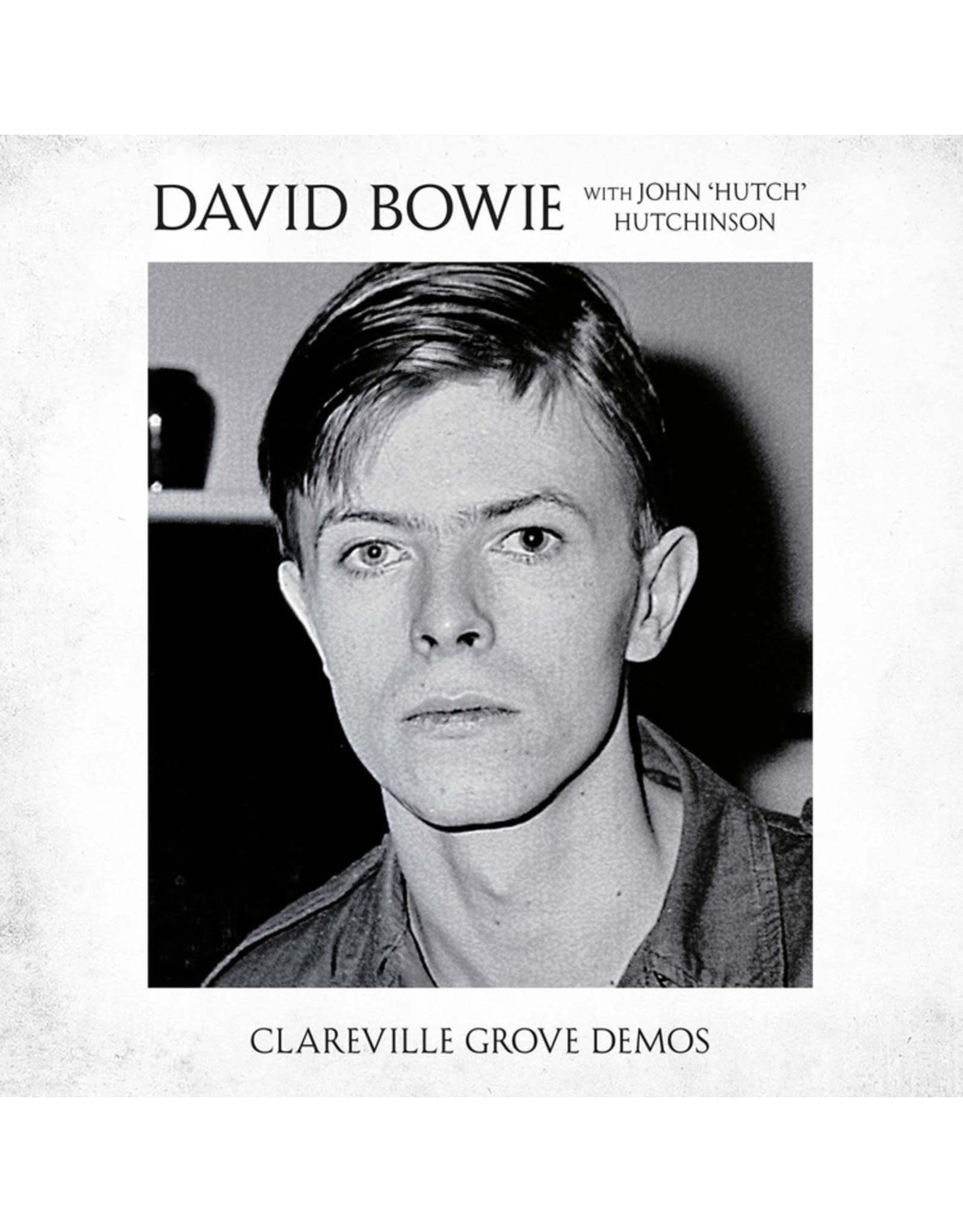 "David Bowie - Clareville Grove Demos (7"" Box Set)"