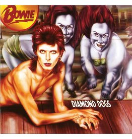 David Bowie - Diamond Dogs (45th Anniversary) [Red Vinyl]