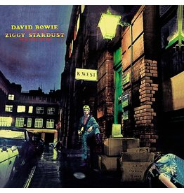 David Bowie - Rise & Fall Of Ziggy Stardust & The Spiders From Mars