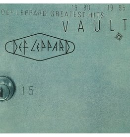 Def Leppard - Vault: Greatest Hits 1980-1995 (Red Vinyl)