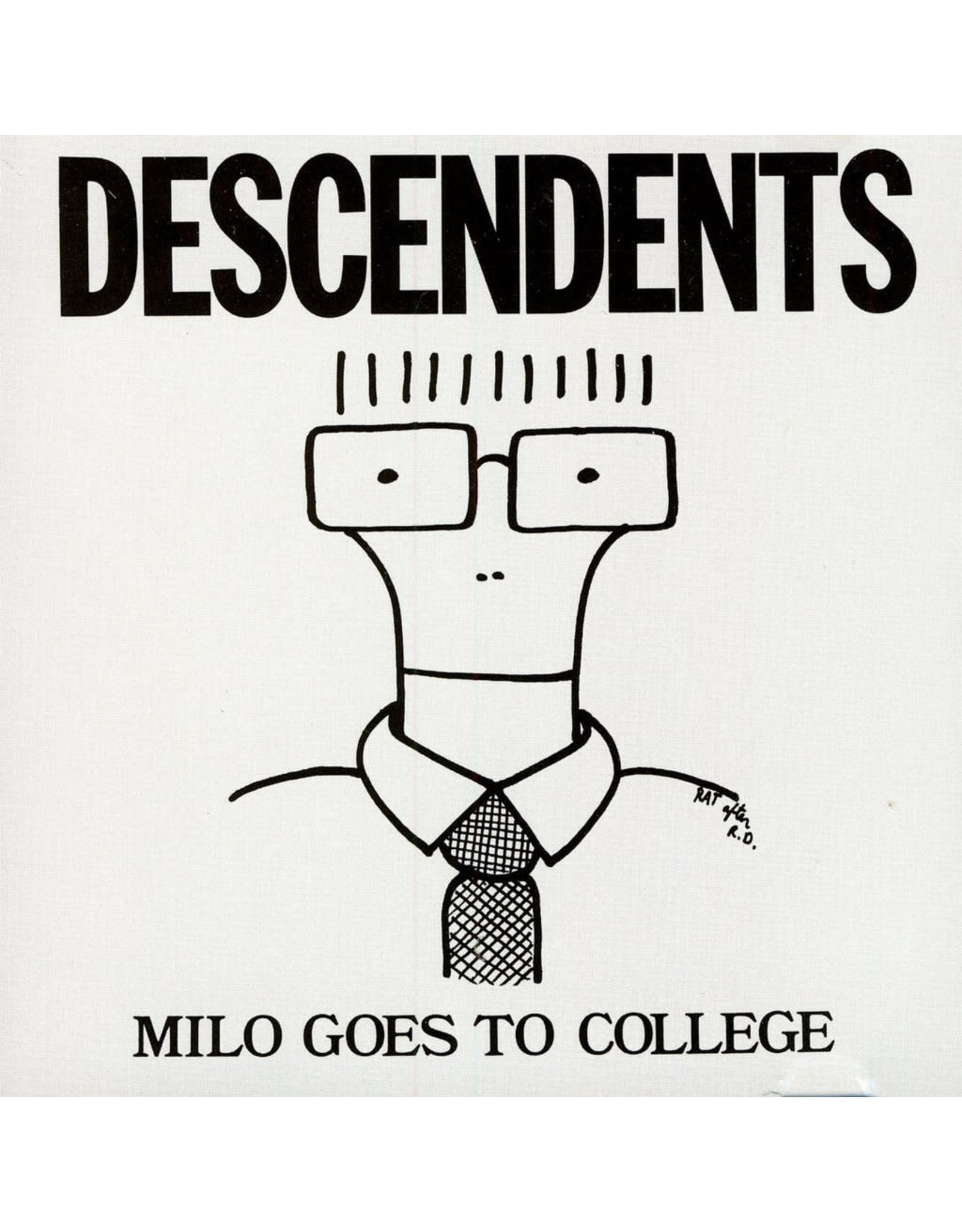 Descendents - Milo Goes to College