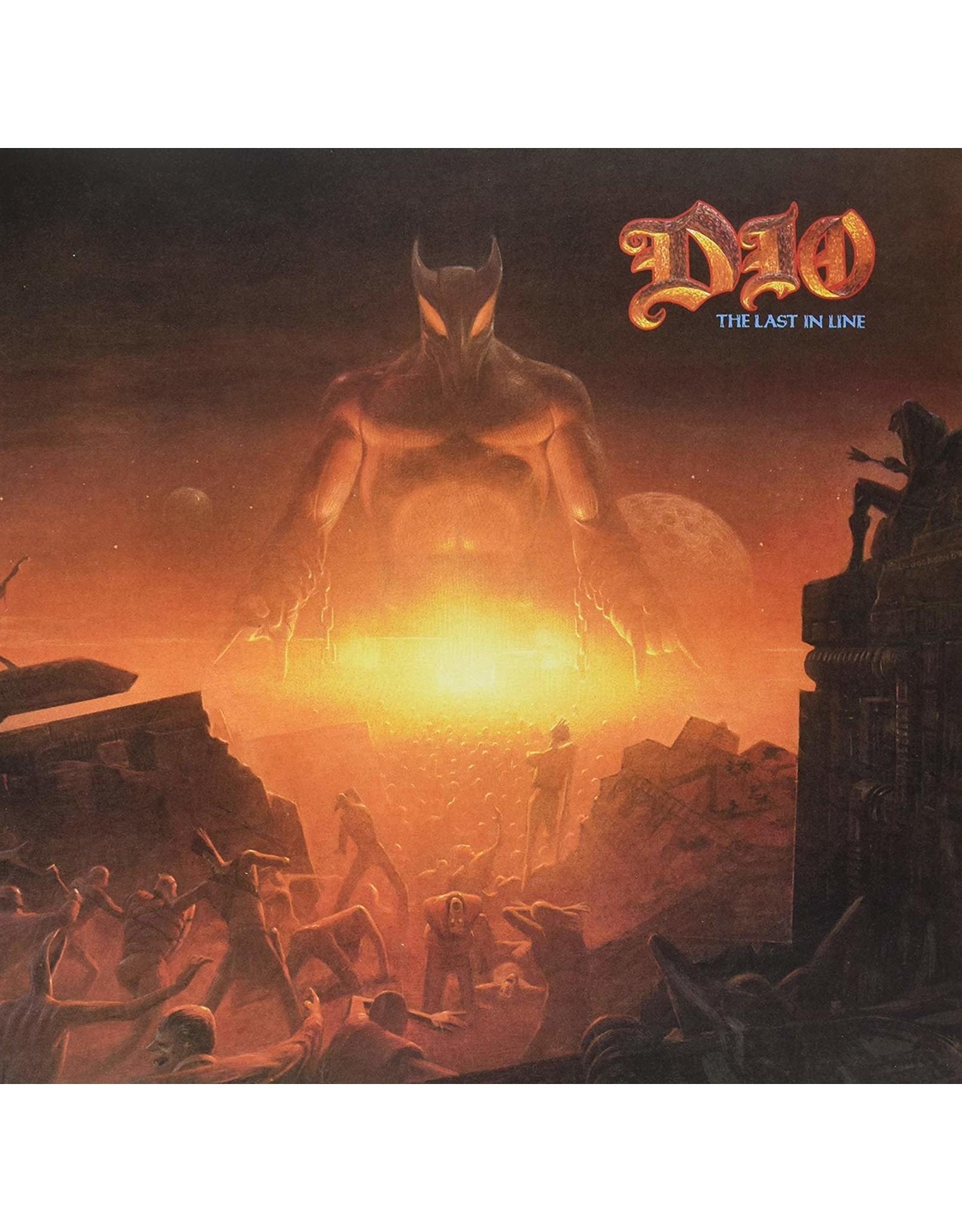 Dio - Last In Line (Blue Vinyl)