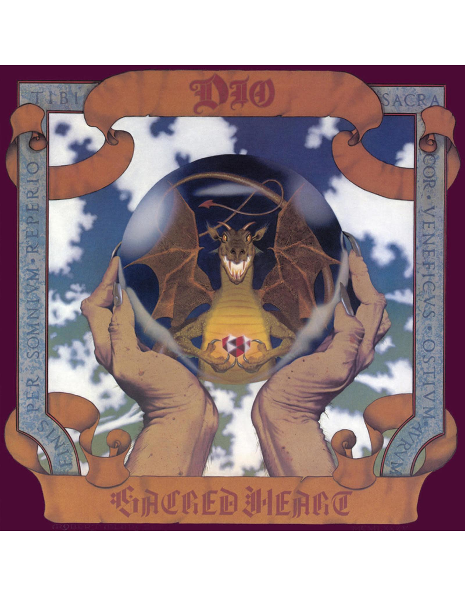 Dio - Sacred Heart (Clear Vinyl)
