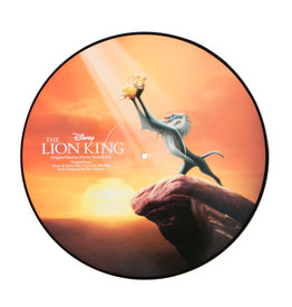Disney - Lion King (Music From The Motion Picture) [Picture Disc]