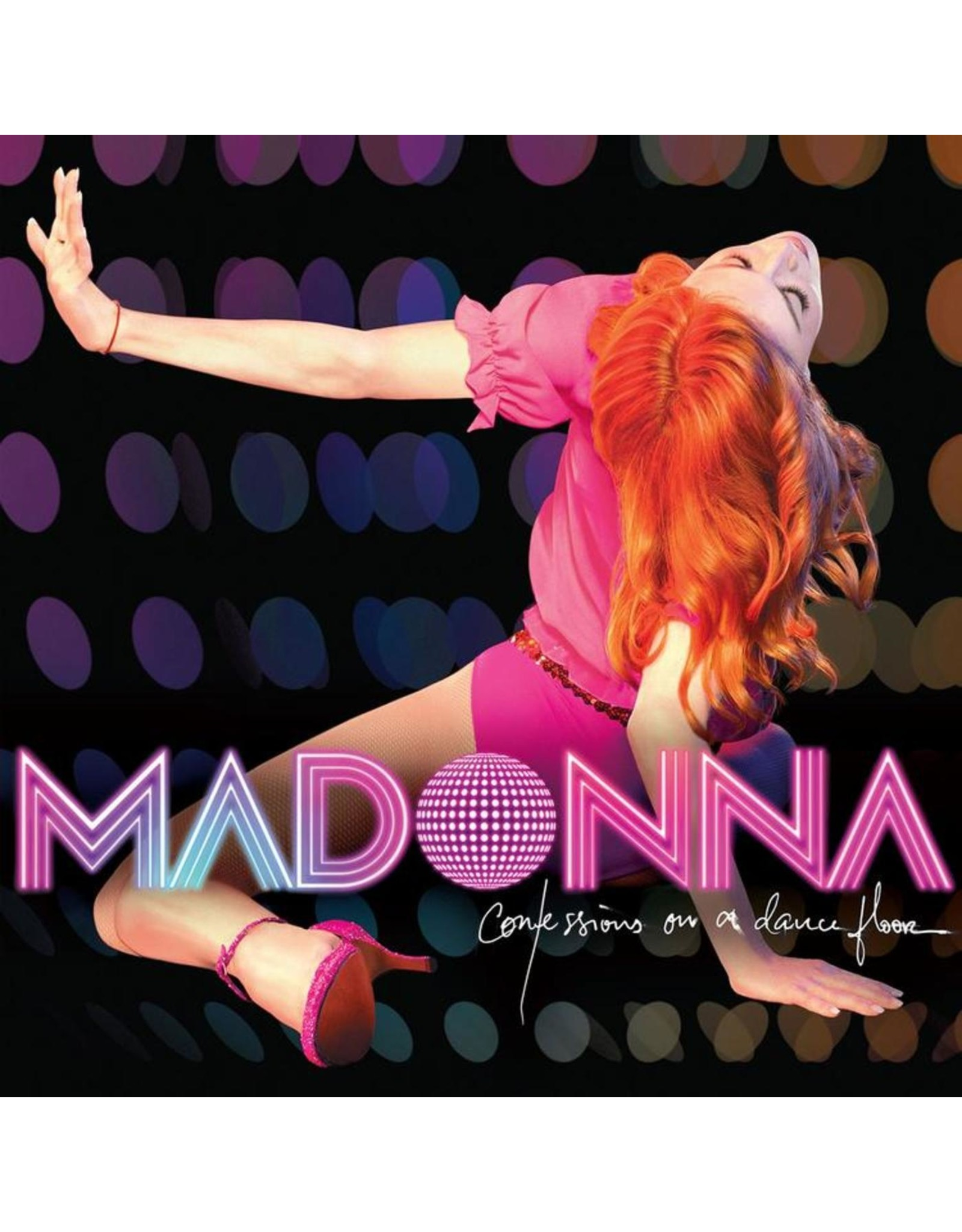 Madonna - Confessions on a Dance Floor (Pink Vinyl)