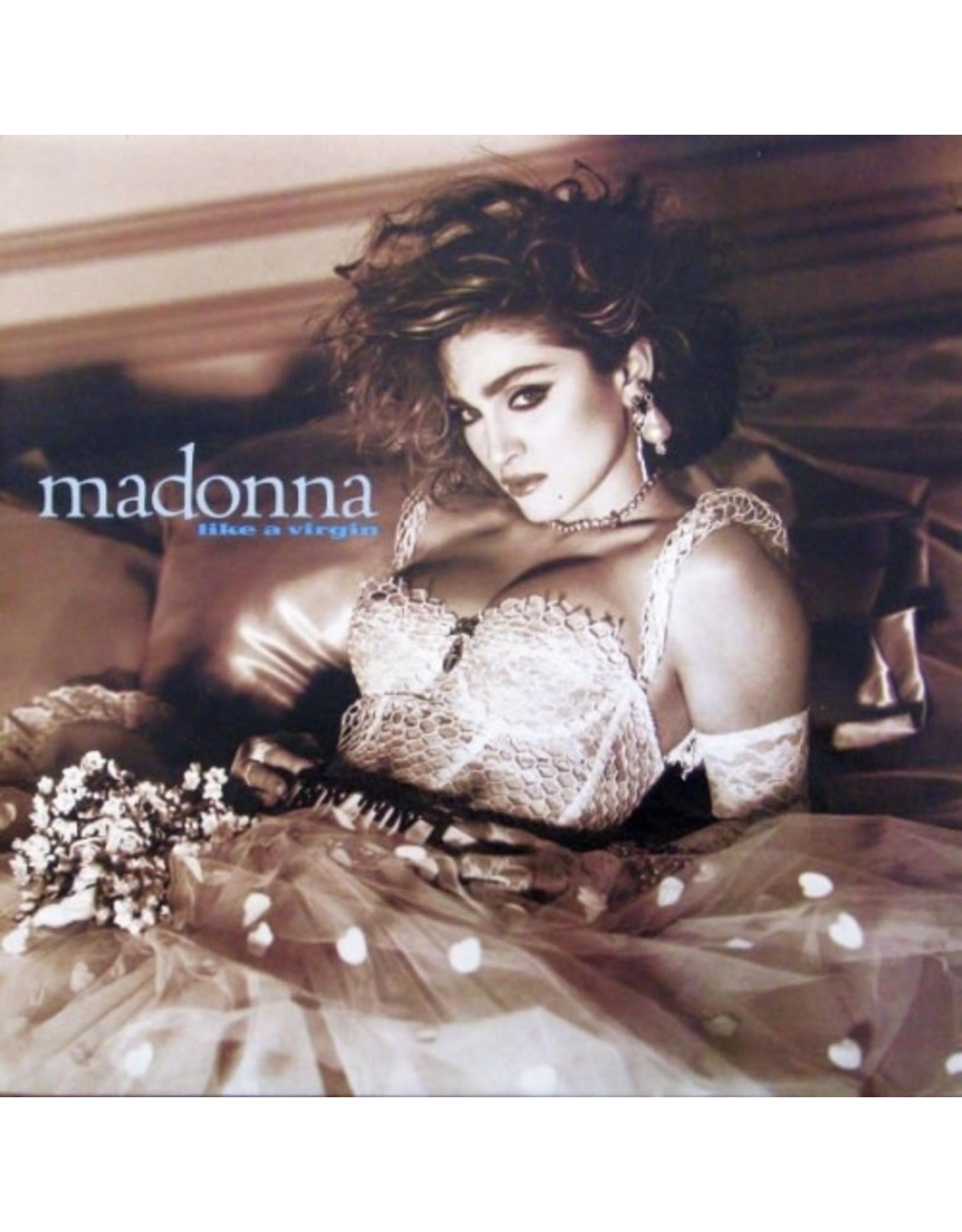 Madonna - Like A Virgin (White Vinyl)